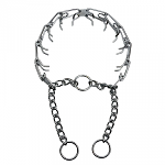 Slip & Clip Prong Collar Size: 3.25mm (18